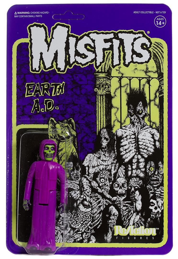 The Fiend Earth A.D. Misfits ReAction Figure