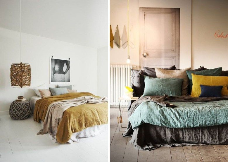 Beautiful jaune moutarde deco chambre adulte ambiance chambre stunning with ambiance chambre adulte