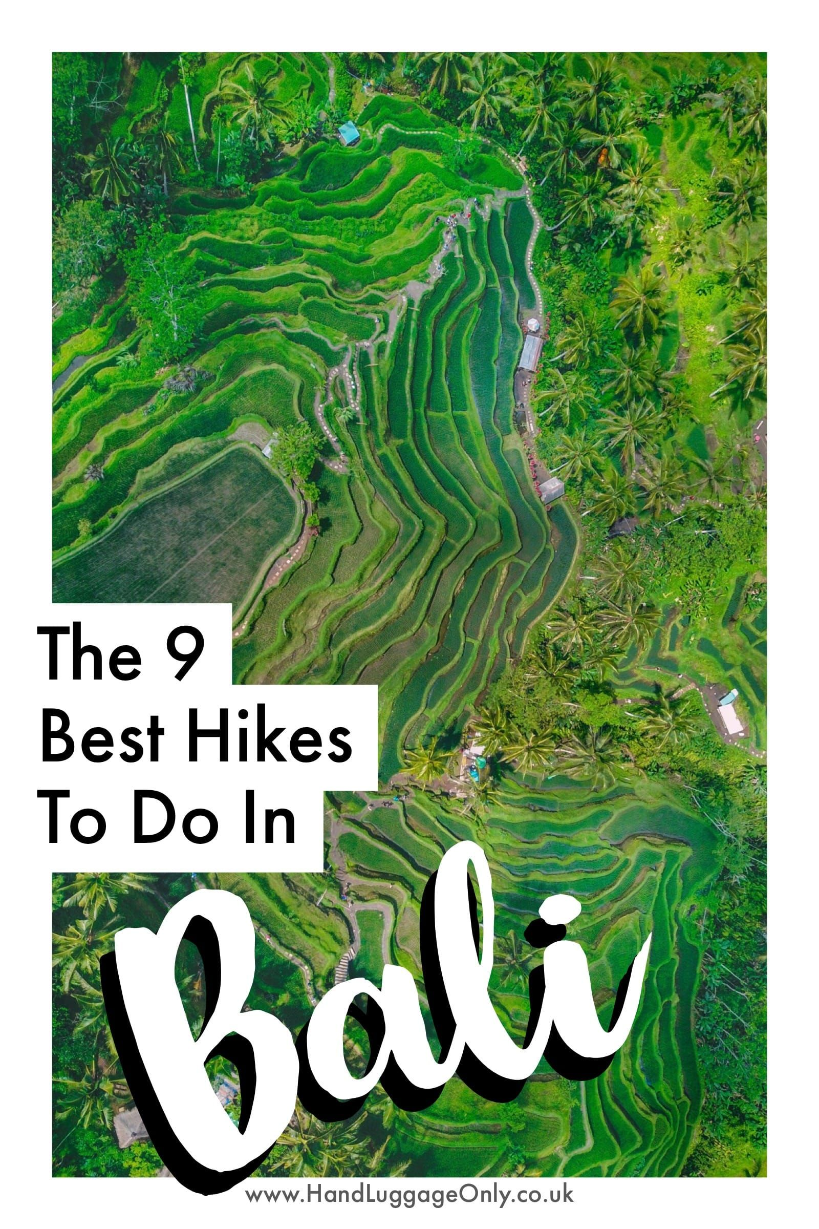 The 9 Best Hikes In Bali You Have To Experience