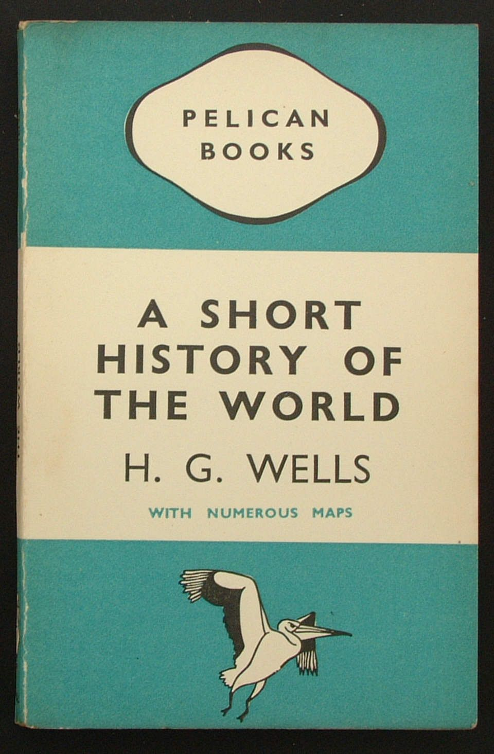 Series No A5 Title A Short History Of The World Author H G Wells Date Published 21 May 1937 Pages 320p Printer Penguin Books Books Book Of Life