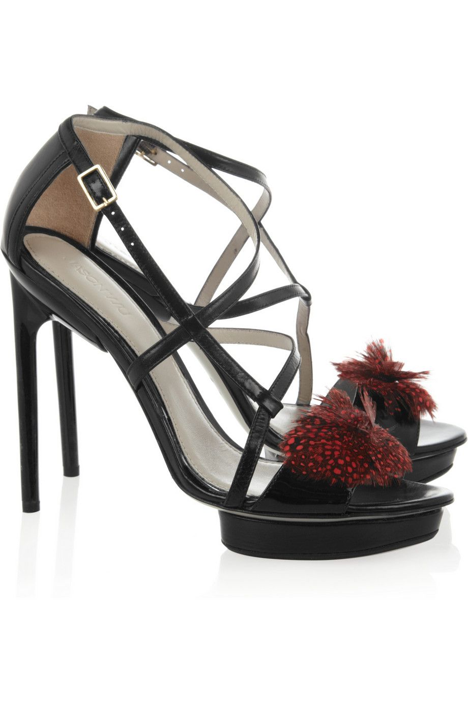 Jason Wu Leather Sandals Lw9XTt9U52