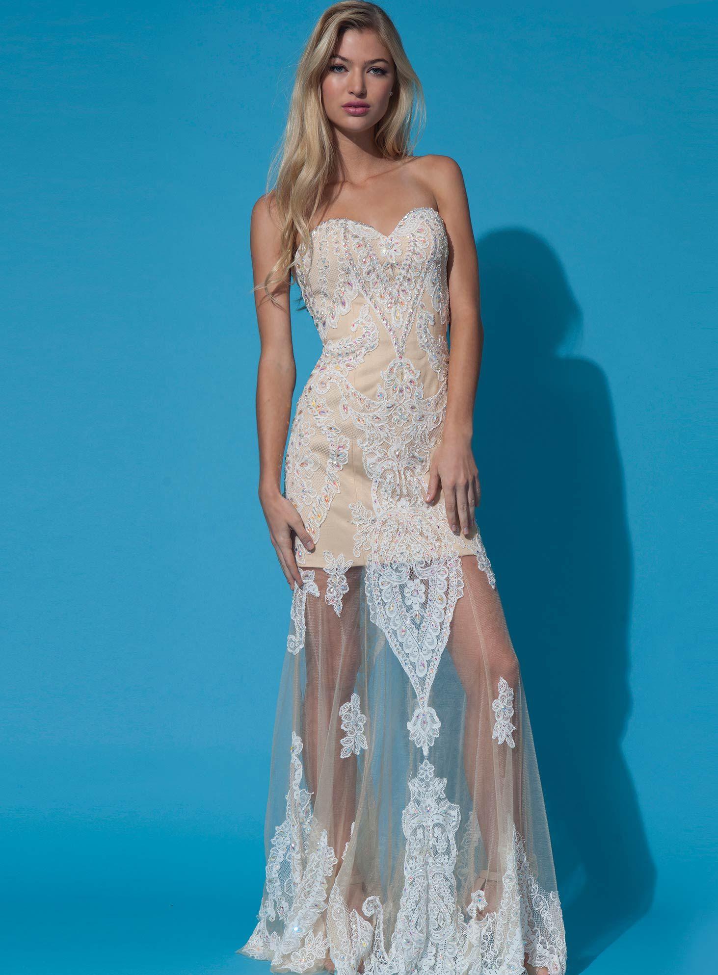 Jovani 92368 :: boho wedding dress | My PINTEREST closet ...
