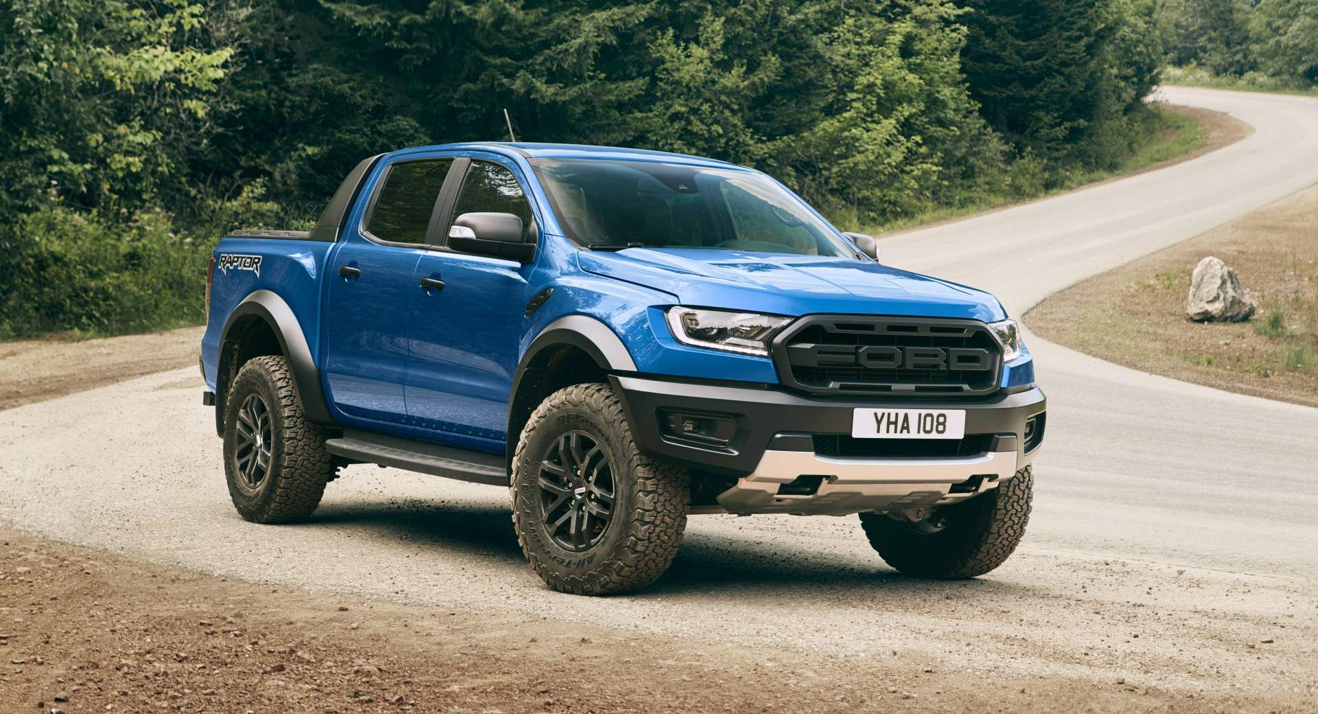 Ford Drops Full Off Road Specs For Euro Spec 2019 Ranger Raptor
