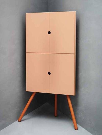 Een Slimme Hoekkast Sneak Preview Van De Nieuwe Ikea Ps Designlijn