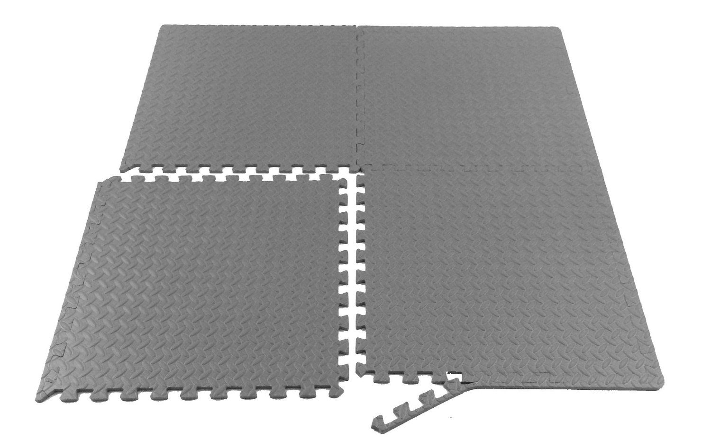 Amazon Prosource Puzzle Exercise Mat High Quality Eva Foam