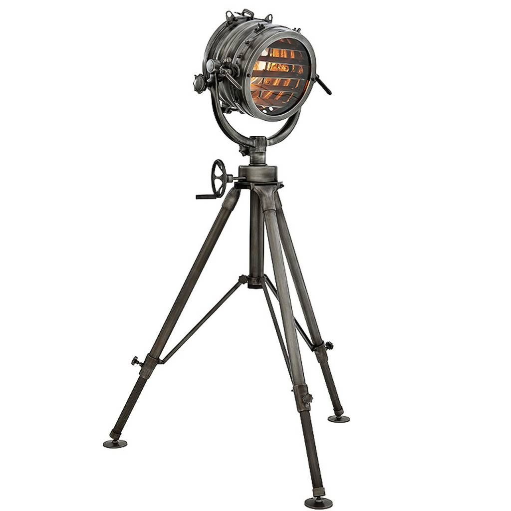 Eichholtz Vloerlamp/studiolamp Royal Master Sealight Gunmetal | Home ...