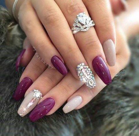 manicure gel nail art 2018  nail art design 2017 nail