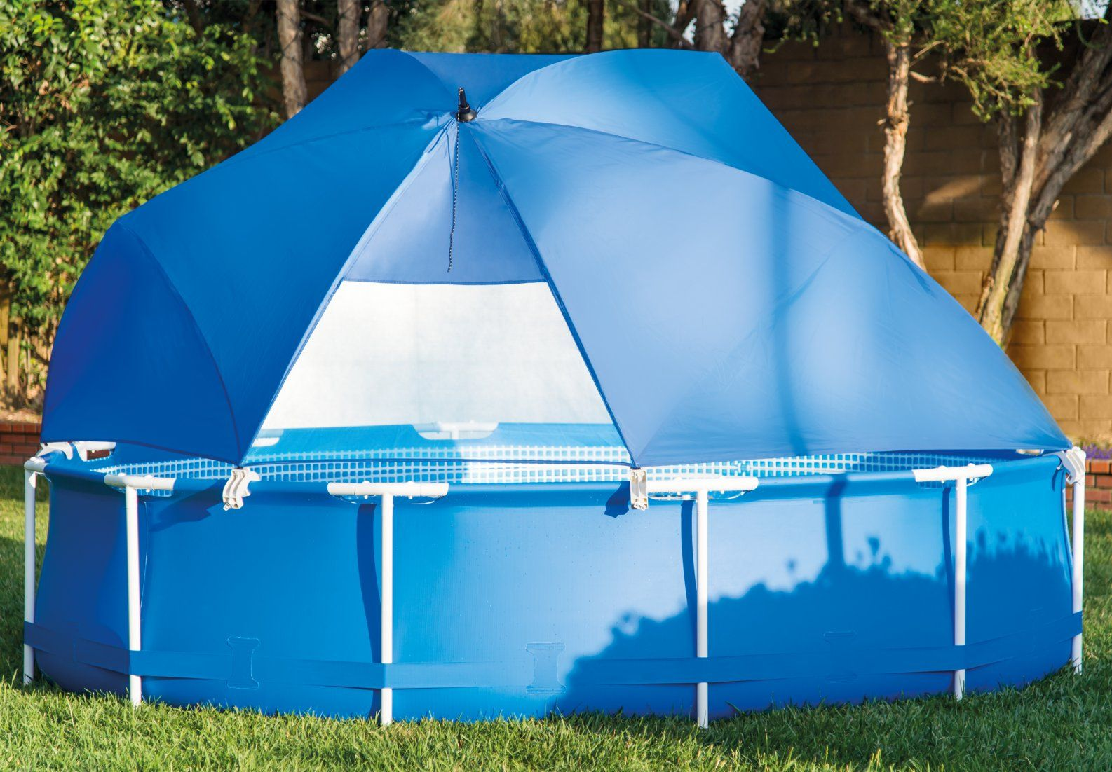 Pool Canopy Pool canopy, Swimming pool equipment, Pool