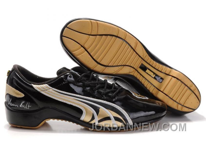 Zapatos plateado Usain Bolt Puma para hombre CgBT1SawC5