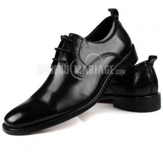 Lacets Lacets Lacets chaussures homme pour mariage en cuir chausseurs formelles e7e418