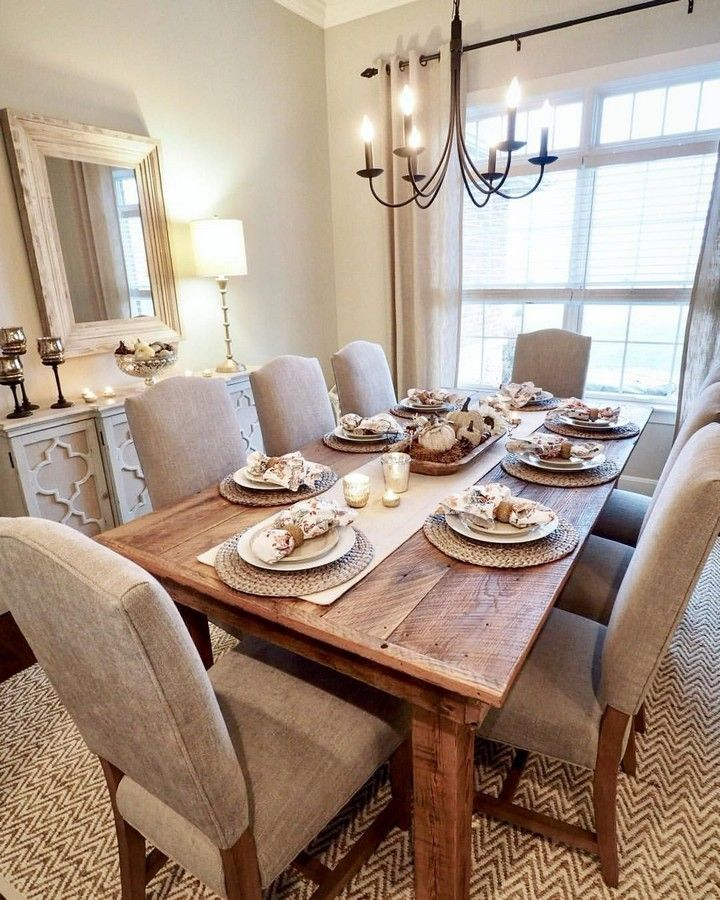 Stunning Dining Room Decorating Ideas For Modern Living: Formal Dining Rooms Elegant Decorating Ideas For A