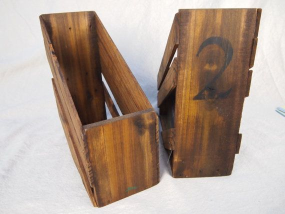 Reclaimed Wood Rustic-Inspired Magazine by GreenRabbetWorkshop