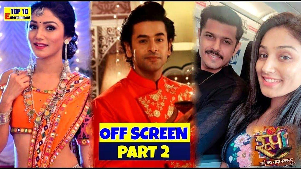 OFF screen of Roop — Mard Ka Naya Swaroop Actors part 2 2018