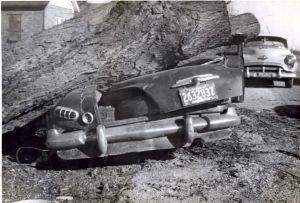 Murphysboro and Gorham after the 1957 Tornado