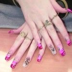 Exquisite Nail Art Ideas for Girls to Enhance Their Glam