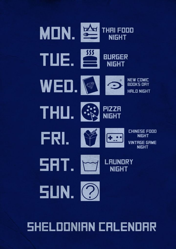 Best 25 Big Bang Theory Schedule Ideas On Pinterest Big