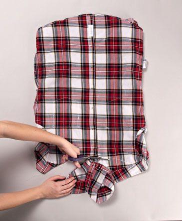 5c1f9b3f228 3000 идей переделки одежды из старой в стильную. Изображение № 38 ...
