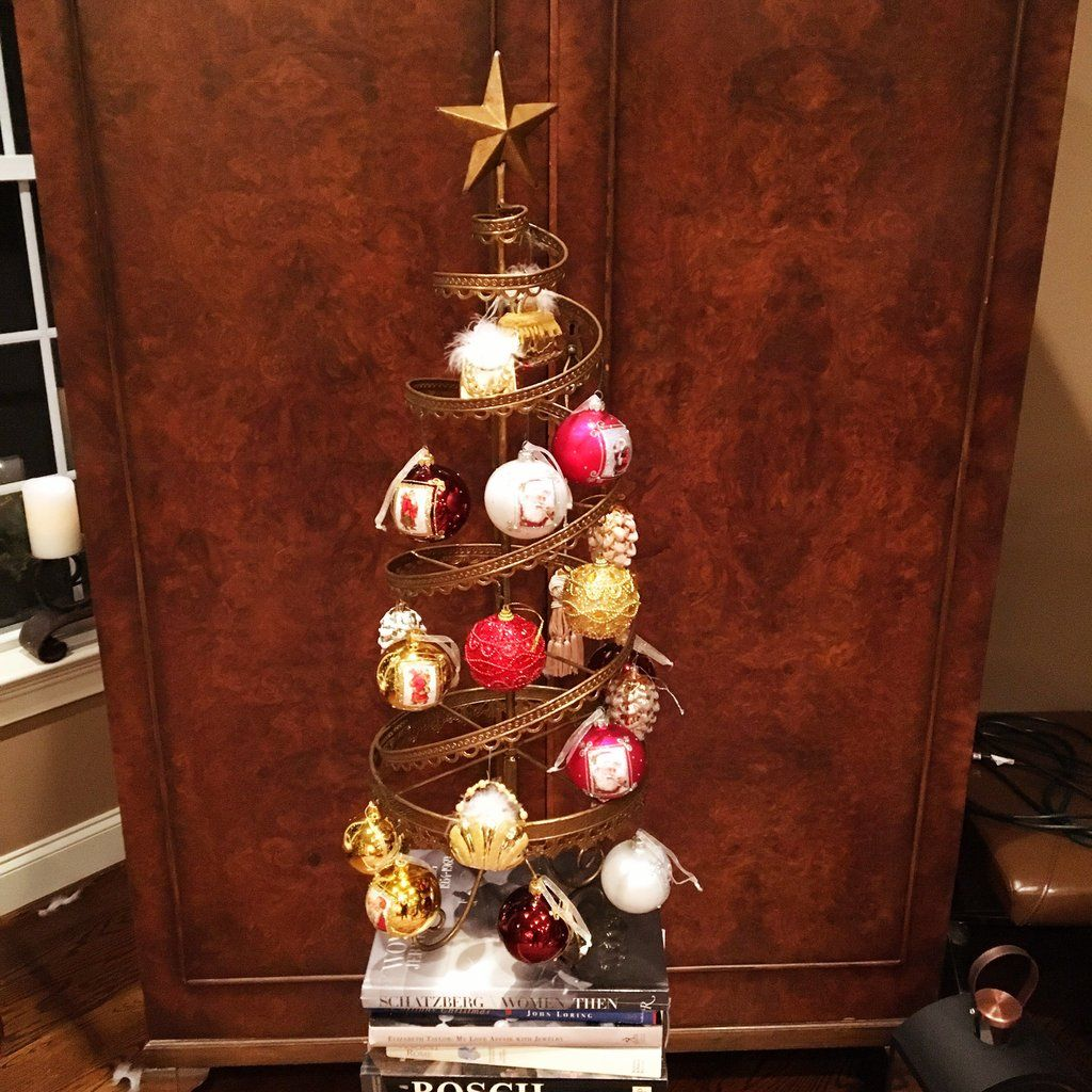 Lisa Robertson Metal Spiral Christmas Tree Spiral Christmas Tree Metal Christmas Tree Lisa Robertson