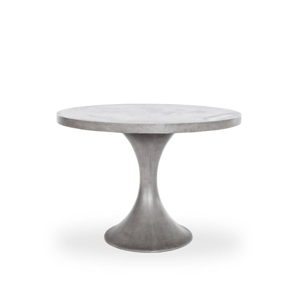 Modern Concrete Dining Table Round Concrete Dining Table Round Outdoor Dining Table Concrete Dining Table
