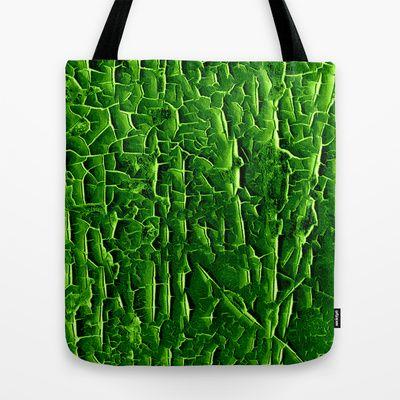 green vegetable Tote Bag
