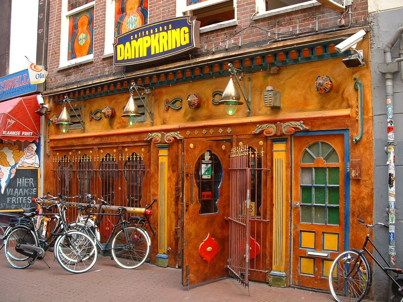 A Must Visit Coffeeshop Right Near Koningsplein Amsterdam