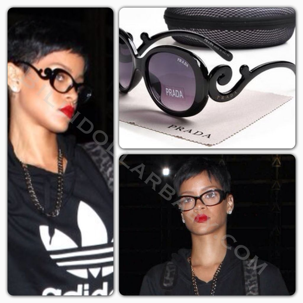 60508c59430e Prada Baroque eyeglasses