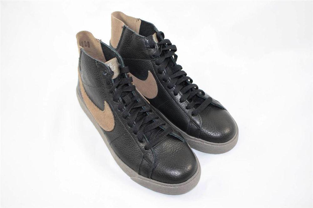 innovative design 06c17 ea589 Brand New Nike Blazer SB Premium SE Size 8.5 Black Cocoa Clay 384387 022   Nike  AthleticSneakers