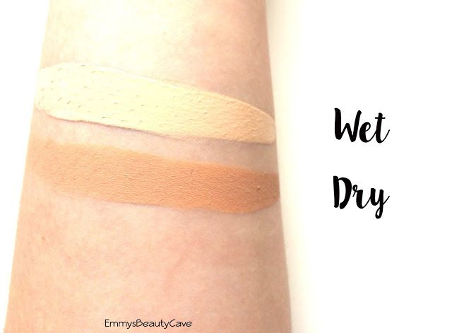 Urban Decay All Nighter Foundation 1 5 Review And Swatches