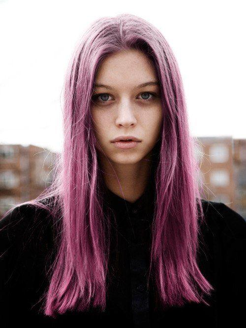 Pin By Studio Cientosiete On Hair Dark Pink Hair Purple Hair Hair