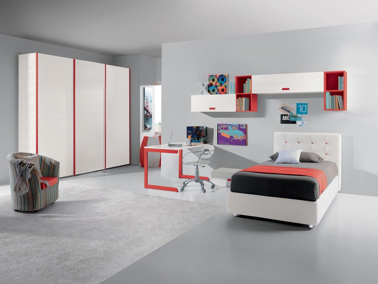 pin by camerette girotondo on camerette girotondo 2014 kids bedroom modern kids furniture