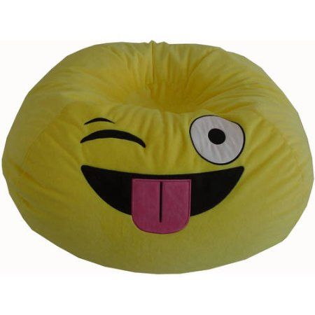 GoMoji Bean Bag Multiple Patterns Yellow