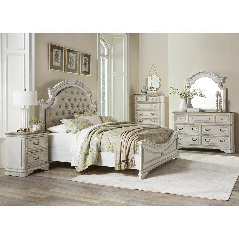Lark Manor Castleford 7 Drawer Dresser Reviews Wayfair In 2020 Bedroom Sets Queen Bedroom Set Bedroom Furniture Sets