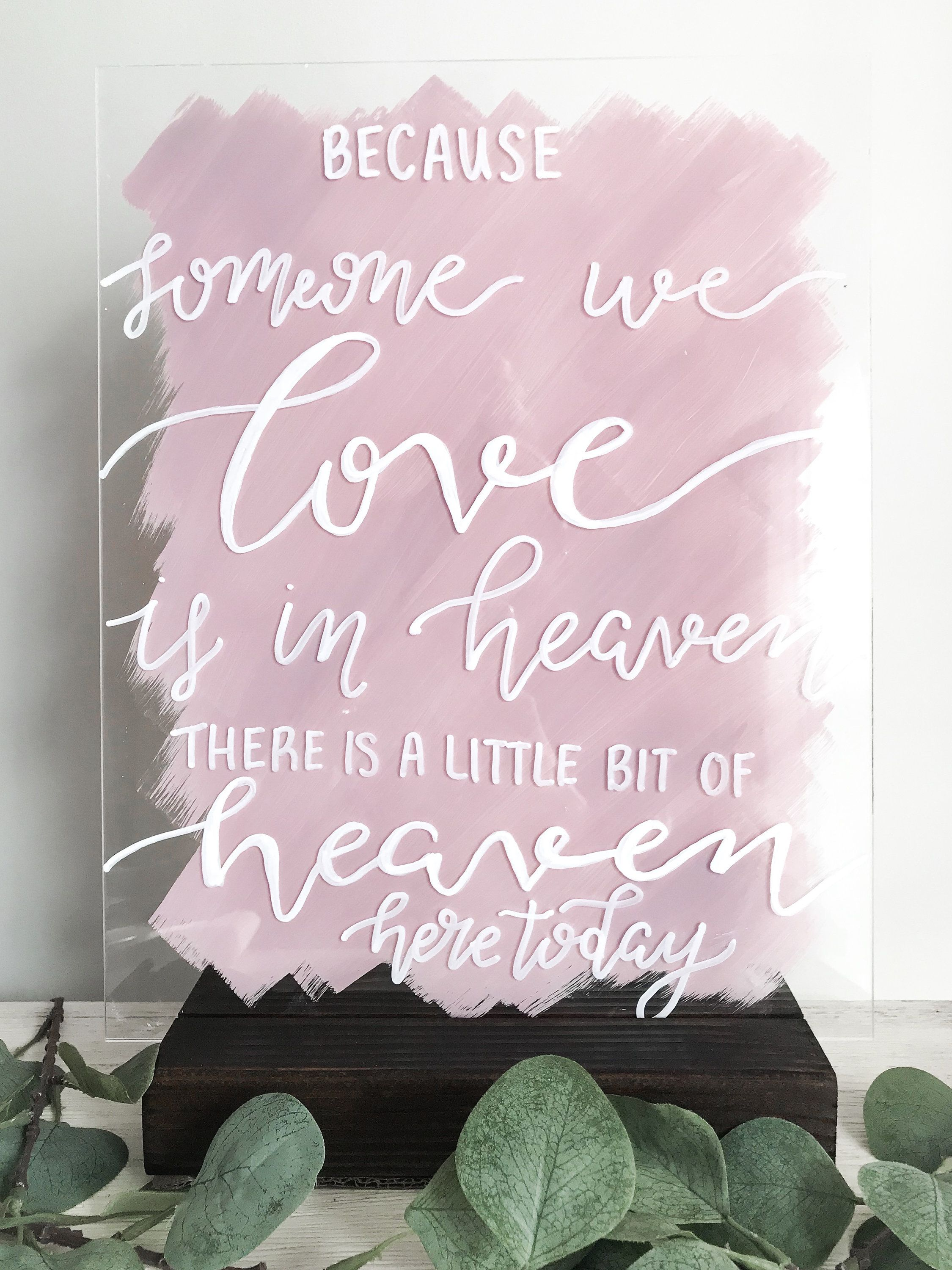 44+ Personalized wedding memorial sign ideas