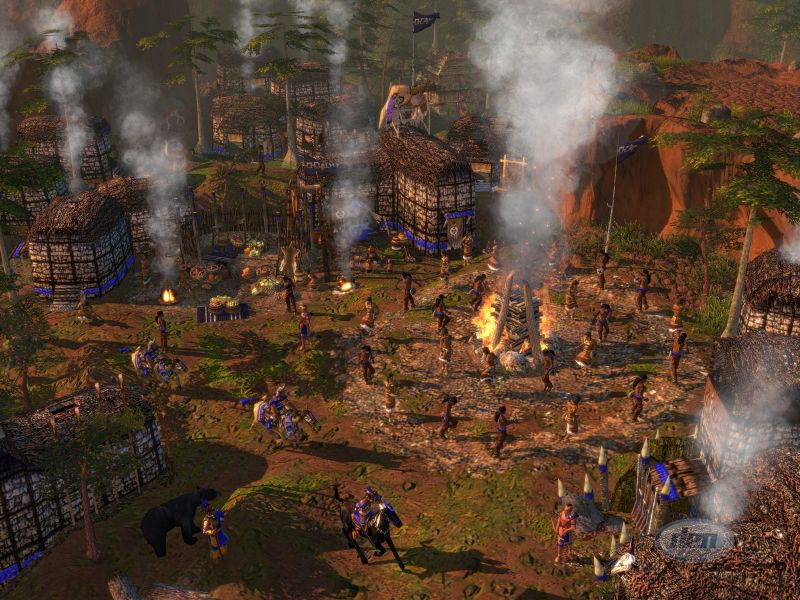 Age Of Empires 3 Iroquois Google Search Age Of Empires