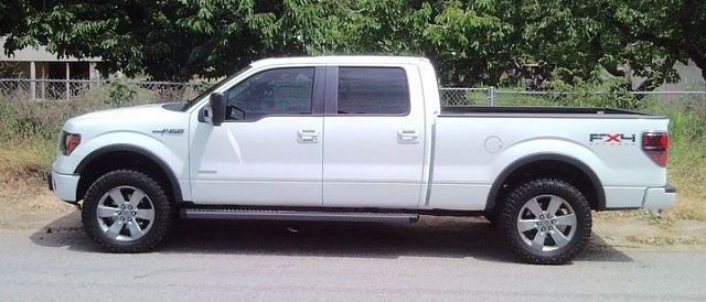 Ecoboost W Leveling Kit And 33s On Here Ford F150 Forum Community Of Ford Truck Fans F150 Ford Truck Trucks