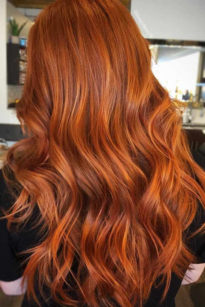 Find The Copper Hair Shade That Will Work For Your Image #hairideas