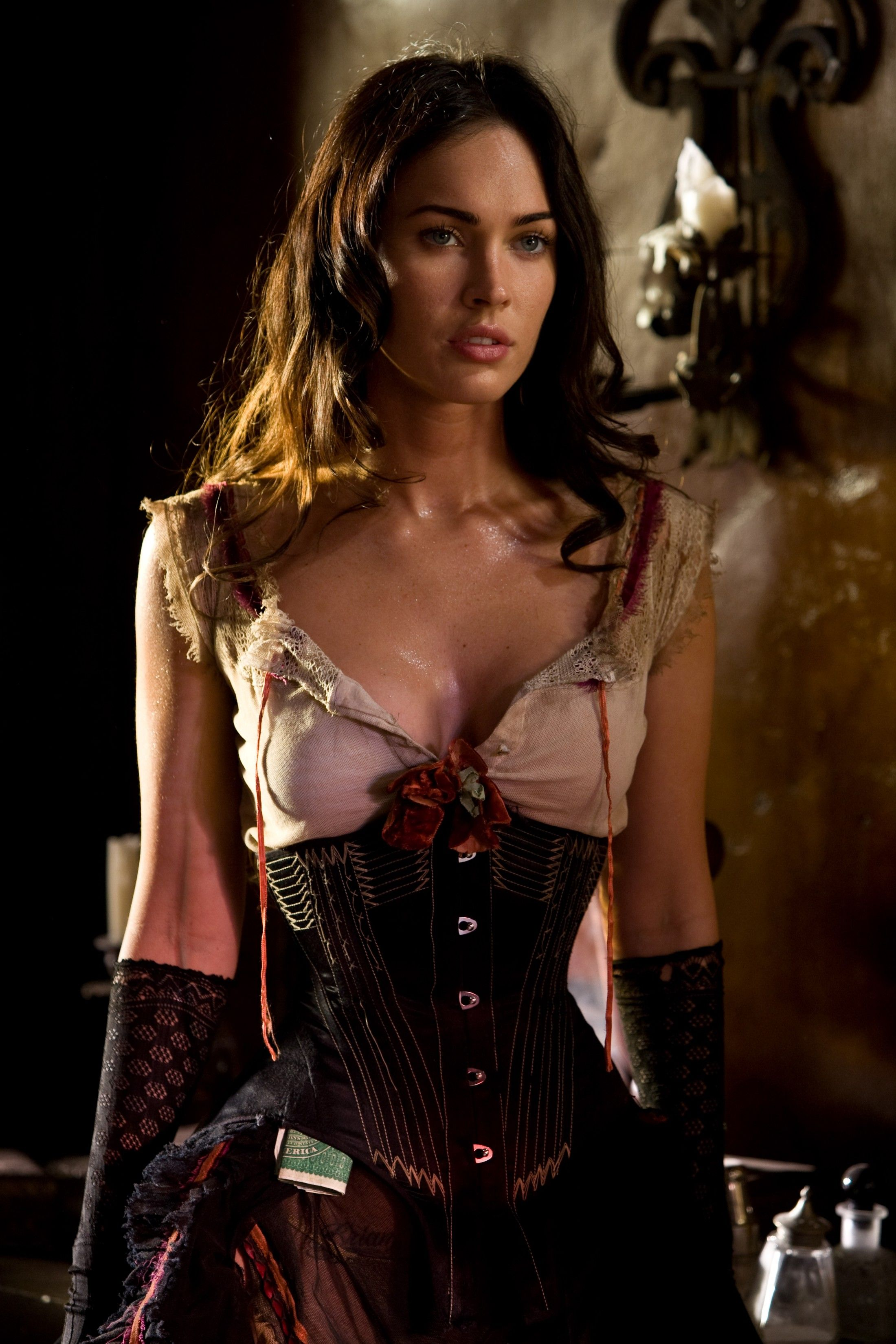 megan fox - jonah hex. cant help it i love the old time feel for