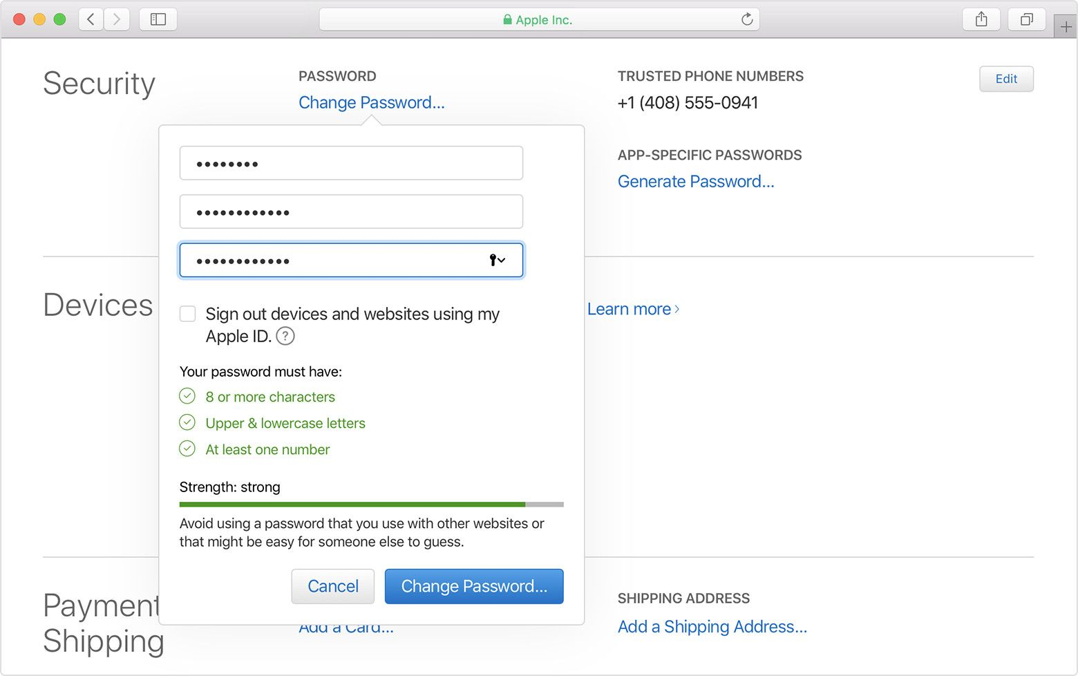 Security and your Apple ID How to protect yourself