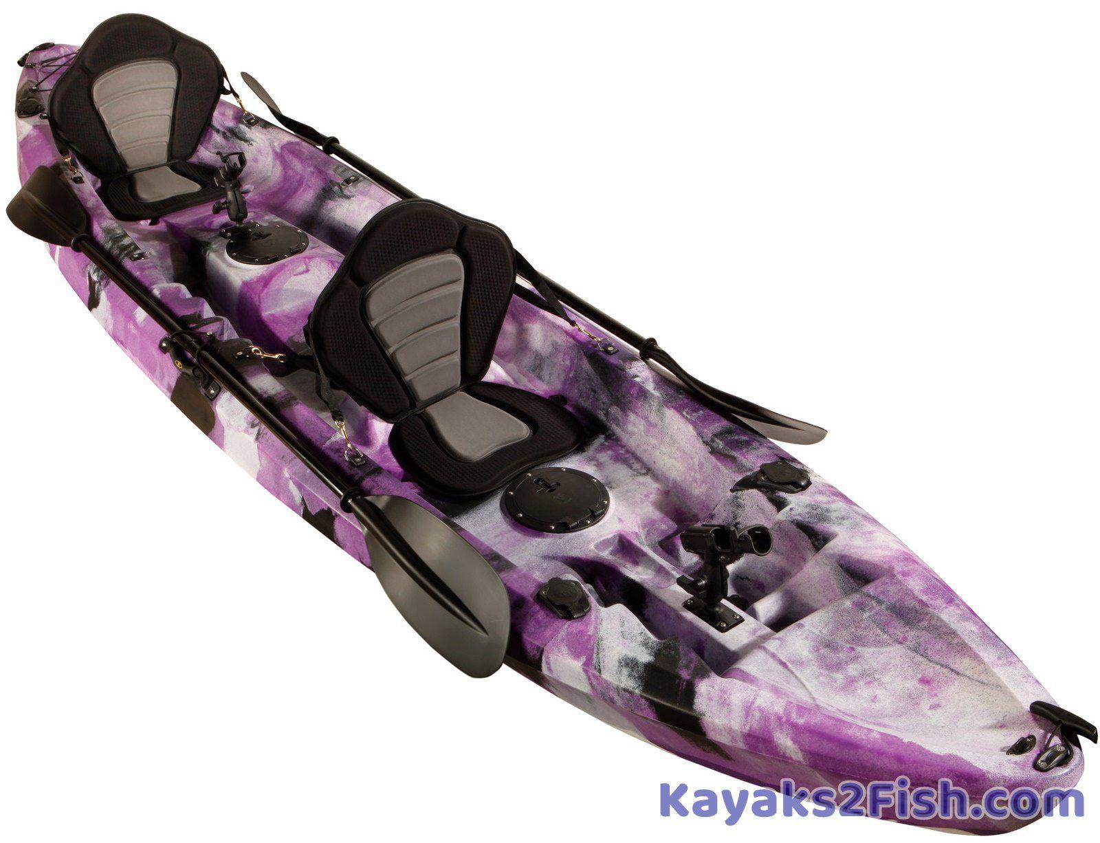 Tandem kayak 2 person kayak double kayak for sale double for 2 seater fishing kayak