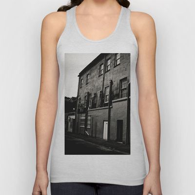 In the Streets of Bath ... Unisex Tank Top by Anja Hebrank - $22.00  #bath #uk #england #shadow #architecture #old #vintage #streetphotography #canon #present #decoration #kitchen #interior #bnw #blackwhite #travelling #travelphotography #design #individual #society6 #print #art #artprint #interior #decoration #design #fashion #clothing #clothes #tshirt #shirt #top #tanktop