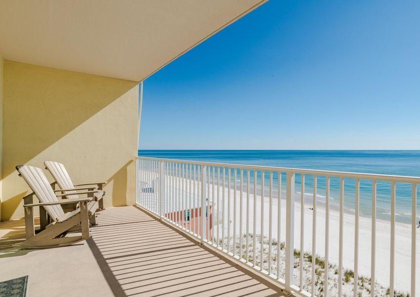 Crystal shores 602 southern vacation rentals gulf
