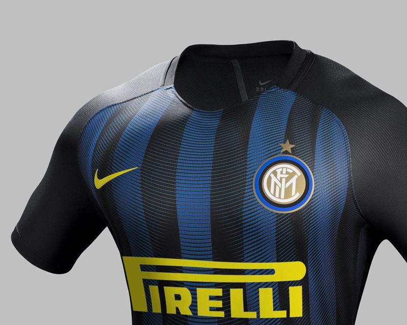 Camisas da Inter de Milao 2016-2017 Nike Titular 2