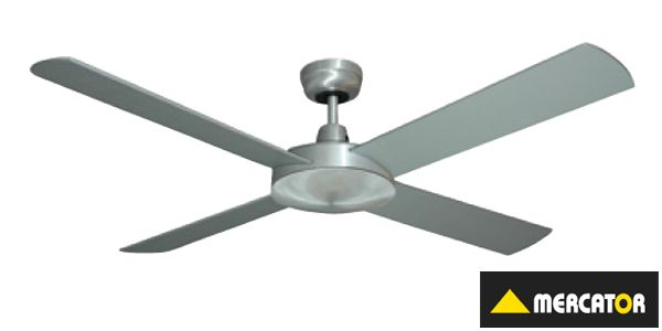 Mercator grange brushed steel ceiling fan 48 1200mm fc030128bs mercator grange brushed steel ceiling fan 48 1200mm fc030128bs 11990 save 35 mozeypictures Gallery