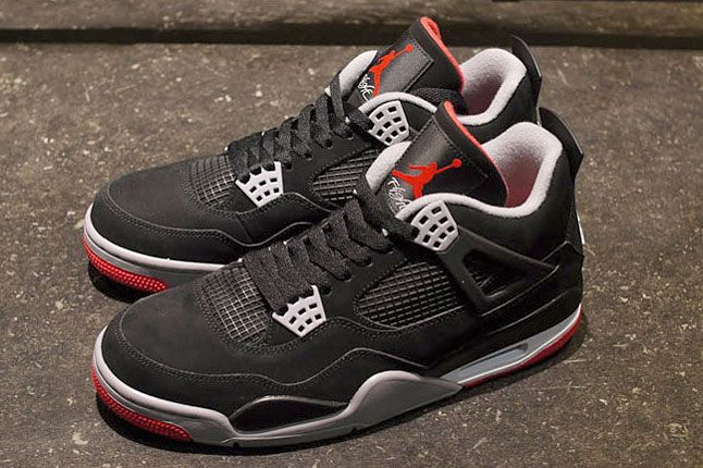 best website 7db6f 44ac0 Air Jordan 4. Greatest of All Time (except these laces are too tight)