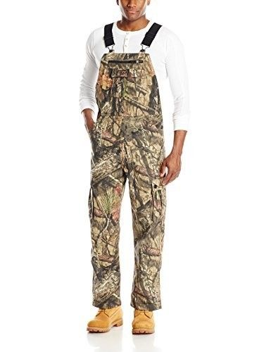 walls men s unlined bib overall mossy oak breakup country on walls hunting coveralls id=29509