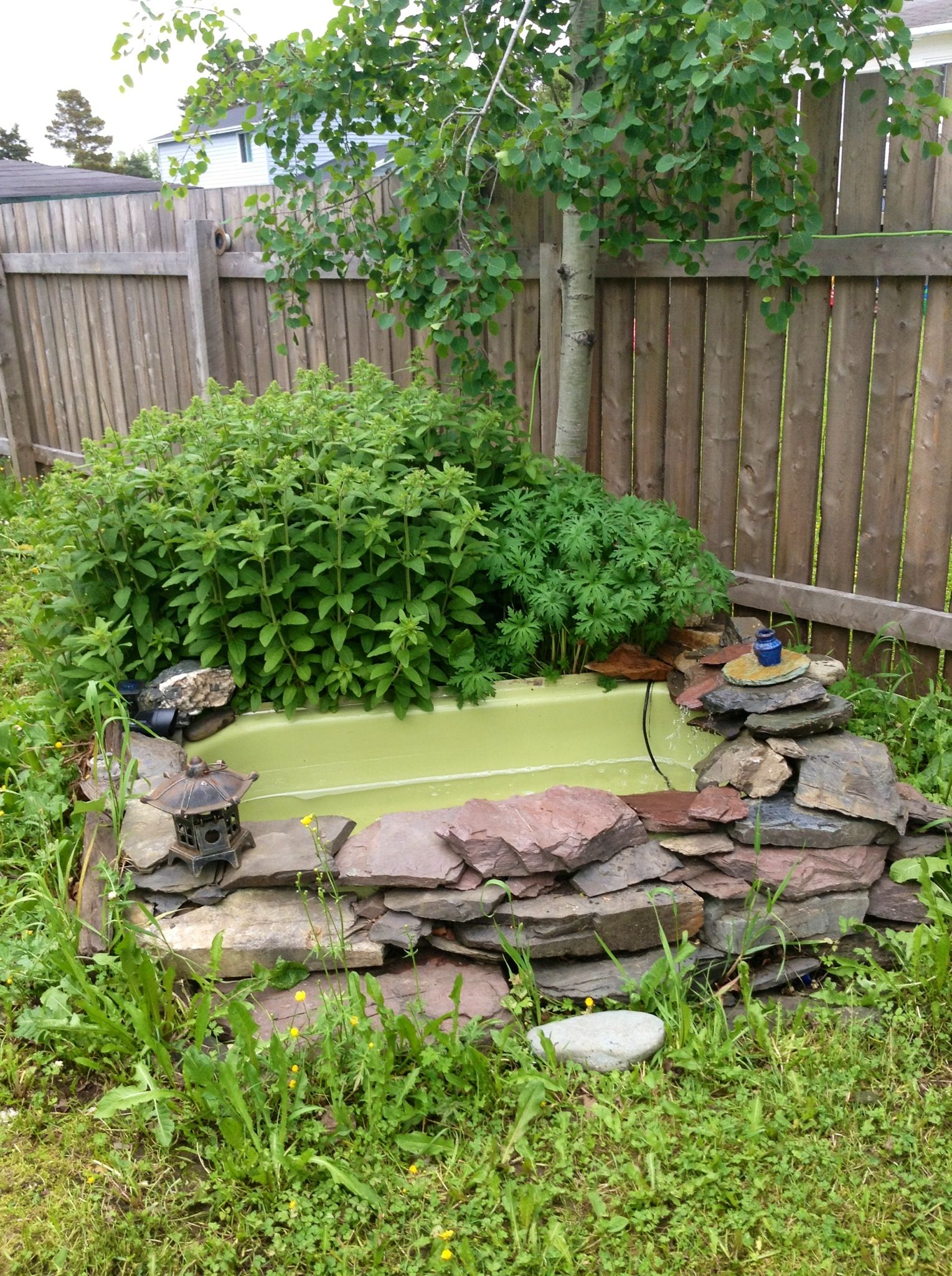 Pin By Marlene On My Own Creations Garden Water Fountains Pond Water Features Outdoor Gardens