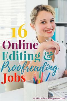 Places To Find Remote Editing And Proofreading Jobs