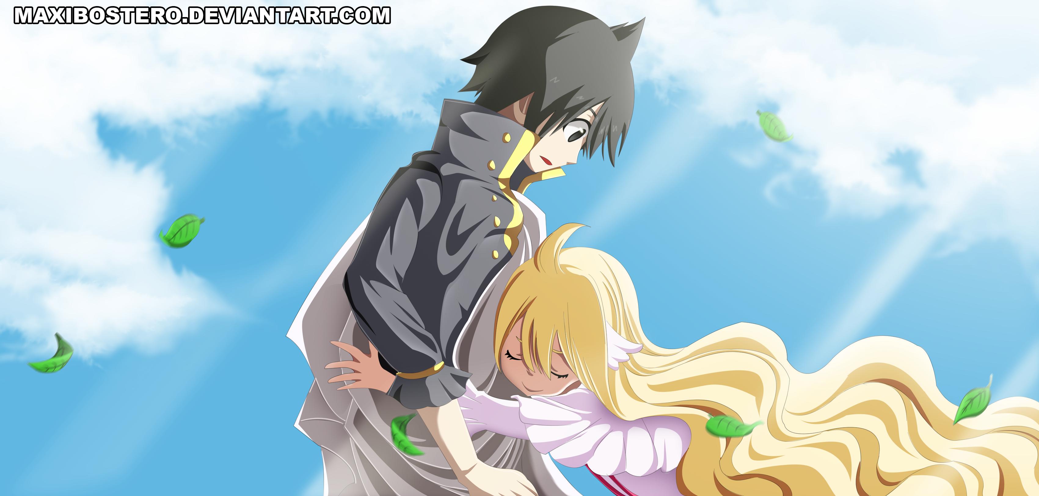 Mavis' Immortality! Zeref's Curse – Fairy Tail 449 | Daily Anime…