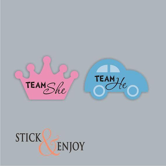 Gender Reveal Stickers he or she gender reveal he or she stickers gender reveal party ideas pink or blue elegant gender reveal