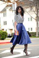 La vie: Historias de moda El regreso del New Look (Midi, h...